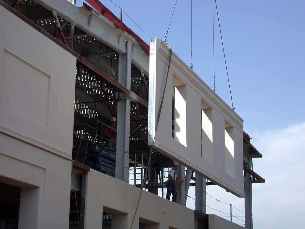 Utilizar prefabricados de hormigón: Una mirada integral