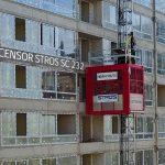 Innovando en altura: lo nuevo en gruas, encofrados, andamios y ascensores de obra