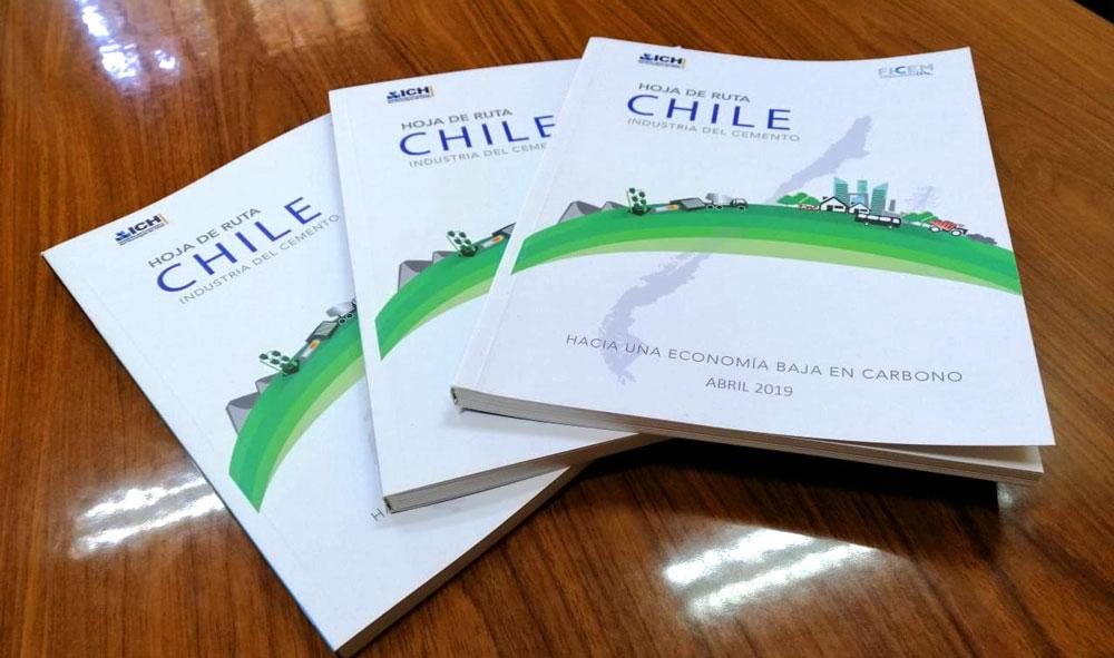 Hoja de Ruta de la Industria del Cemento en Chile
