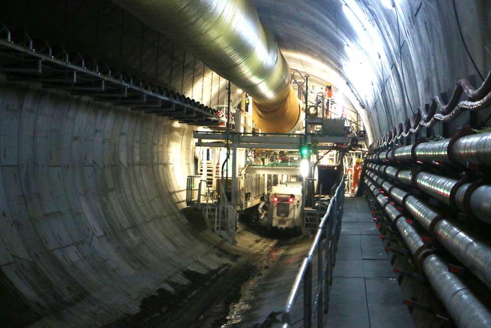 Tunnel Boring Machine (TBM): ¿Ahora es el momento?