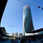 La Torre Generali: arquitectura paramétrica con hormigón