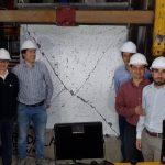 Presentan nuevo sistema constructivo que utiliza fibras para muros de hormigón en viviendas de hasta 2 pisos