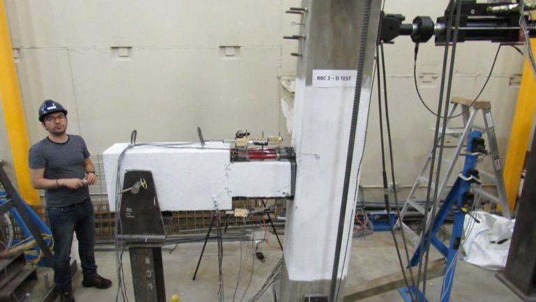 Desarrollan nueva tecnología para conectar elementos prefabricados en Estados Unidos