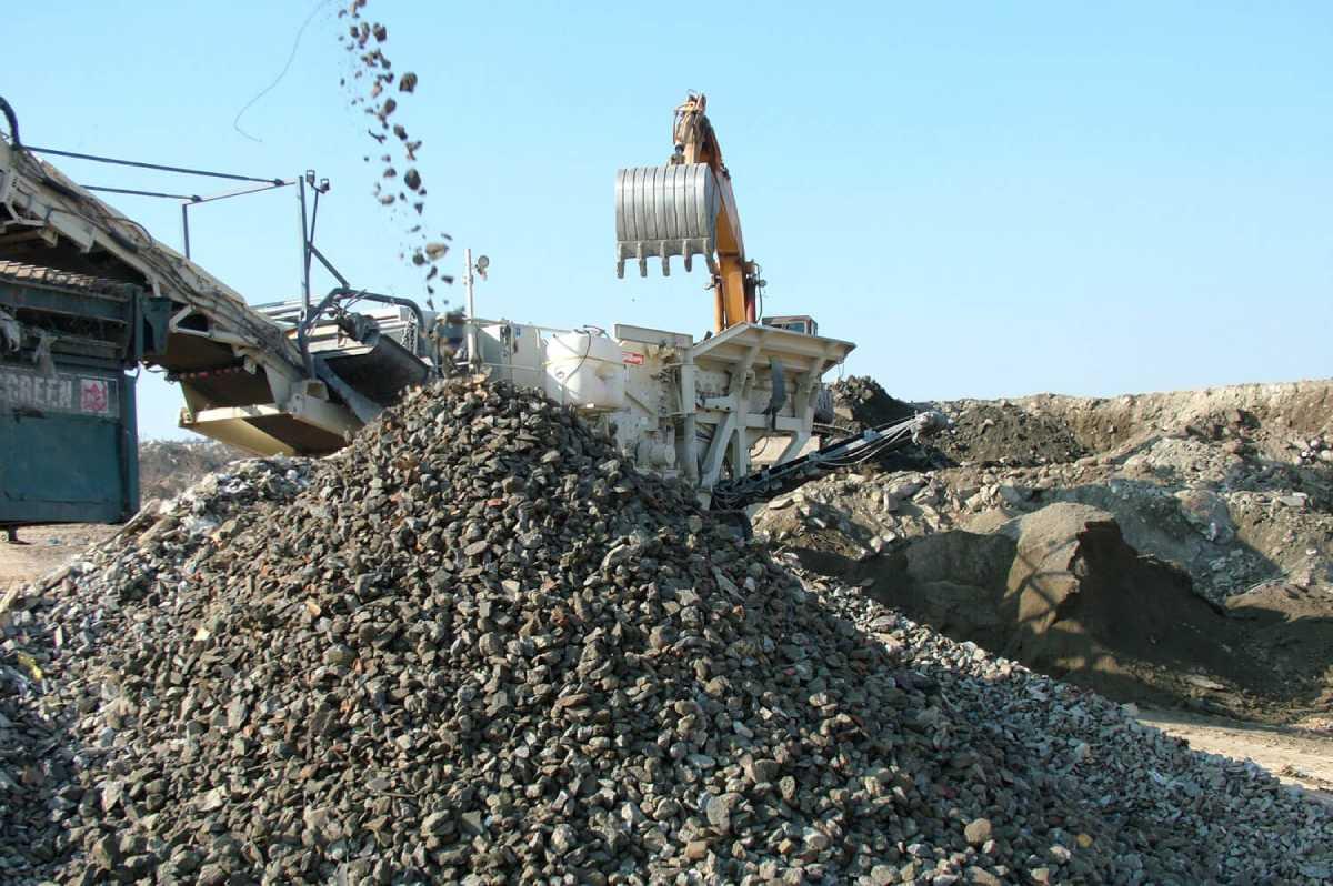 Áridos reciclados de residuos de la construcción: Hacia una economía circular del hormigón