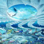 ReefLine: Un parque submarino de hormigón
