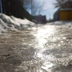 Especificación del hormigón por ciclo de congelación/deshielo: Propuesta de zonificación