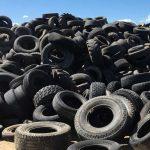 ¿Pueden los neumáticos hacer más resistente al hormigón? Sí, transformándolos en grafeno