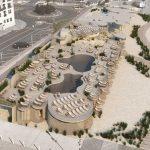 """""""Casa de playa"""": Un espacio público de calidad diseñado con hormigón"""