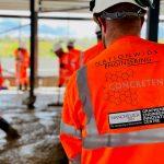Construyen el primer elemento funcional de hormigón mejorado con grafeno en Inglaterra