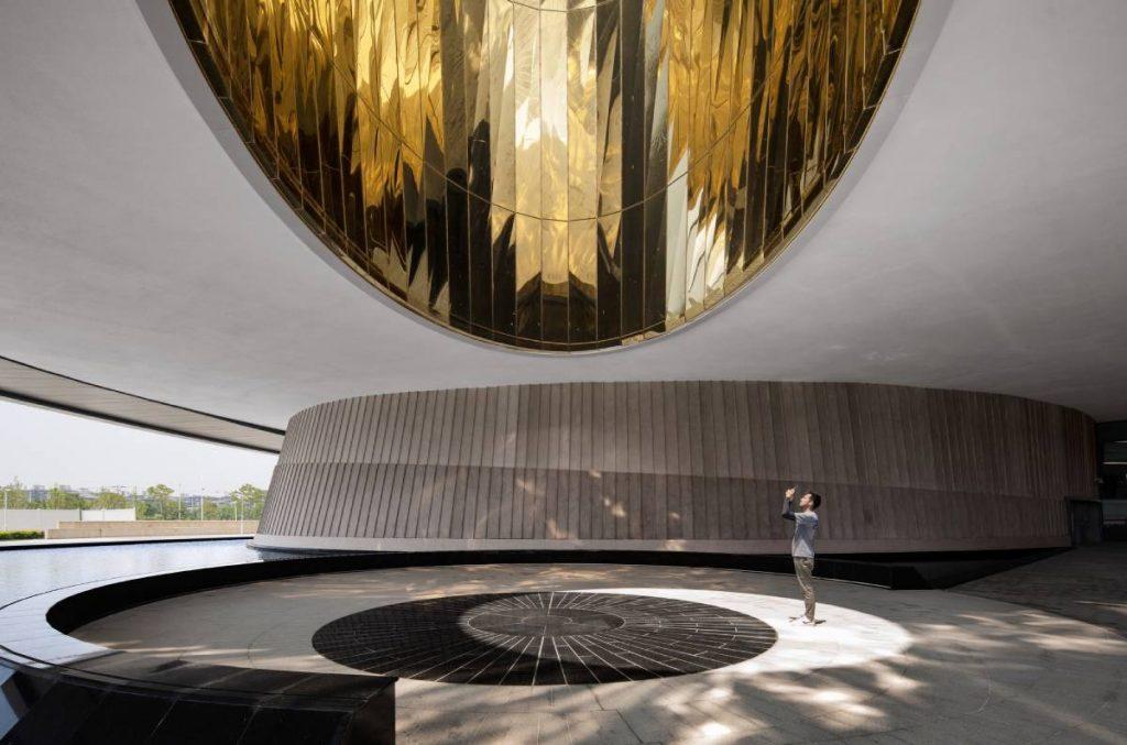 Museo de Astronomía de Shanghai: Una vista al espacio con hormigón - 4