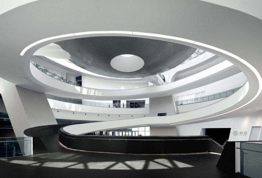 Museo de Astronomía de Shanghai: Una vista al espacio con hormigón - 5