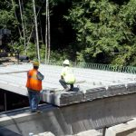El encaje de los elementos prefabricados de hormigón en la rehabilitación. Parte 2: Infraestructuras de obra civil
