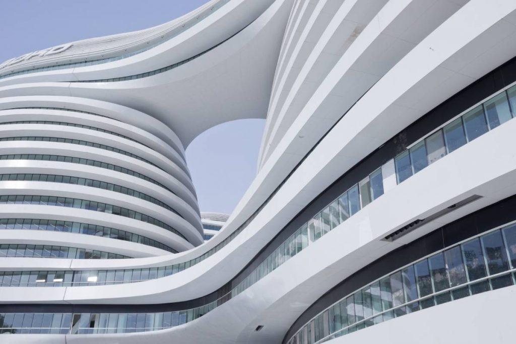 Galaxy Soho: arquitectura tradicional china bajo la visión de Zaha Hadid - 2