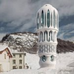 ETH Zürich construirá un sitio cultural utilizando robots de impresión 3D