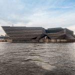 V&A Dundee: Hormigón prefabricado para reflejar al paisaje escocés